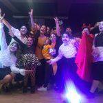 Alumnos de Teatro de la Escuela de Talentos invitan a sumarse a la iniciativa En Linea