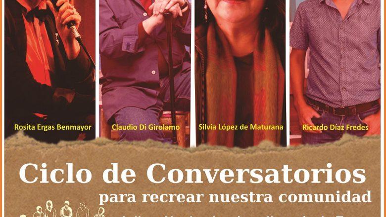 Escuela de Talentos inicia Conversatorios, con destacadas figuras de la educación, lo comunitario y el desarrollo humano para fortalecer las organizaciones sociales de Andacollo