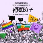 Artistas, de Andacollo, realizan llamado a  participar activamente por el Apruebo en plebiscito del 25 de octubre