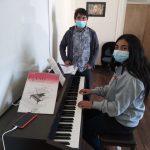 Taller de Piano, una gran oportunidad de formación musical que destaca por la constancia de sus alumnos