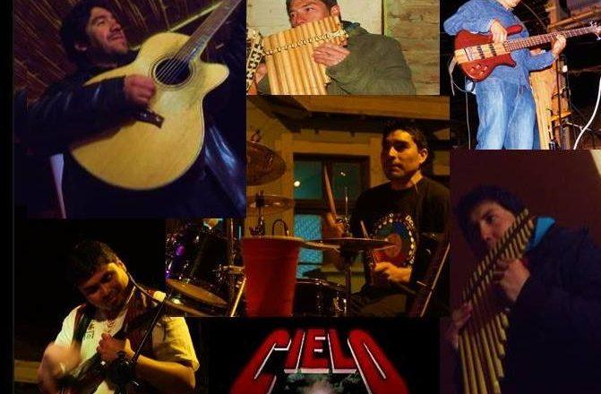 Grupo Cielo de Andacollo celebra su cumpleaños 23